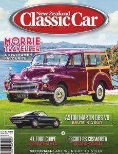 New Zealand Classic Car – January 2021