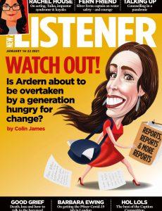 New Zealand Listener – January 16, 2021
