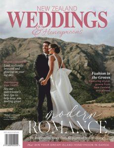 New Zealand Weddings – January 2021