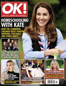 OK! Magazine UK – 01 February 2021