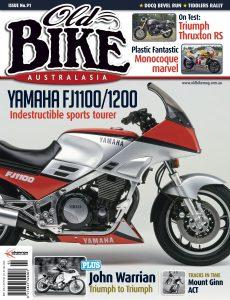 Old Bike Australasia – December 13, 2020