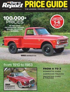Old Cars Report Price Guide – January-Februari 2021