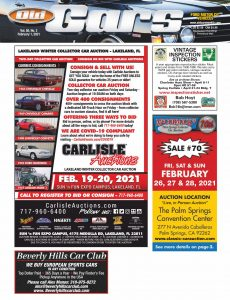 Old Cars Weekly – 01 February 2021