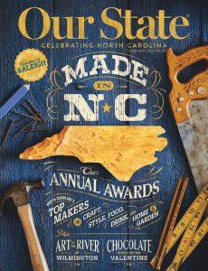 Our State Celebrating North Carolina – February 2021