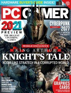 PC Gamer USA – March 2021