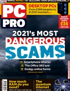 PC Pro – March 2021