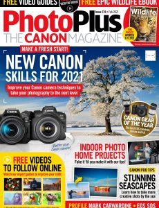 PhotoPlus The Canon Magazine – February 2021
