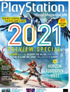 PlayStation Official Magazine UK – February 2021