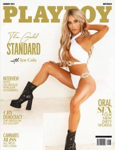 Playboy Australia – January 2021