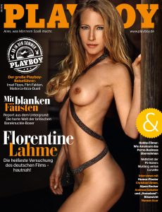 Playboy Germany – August 2015