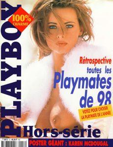 Playboy Hors Serie N 18 – Toutes les Playmates de 98 (1998)