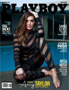 Playboy New Zealand – December 2020