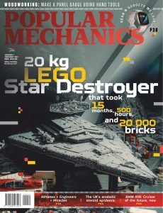 Popular Mechanics South Africa – January-February 2021