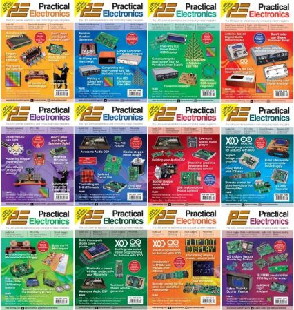 Practical Electronics – Full Year 2020 Issues Collection