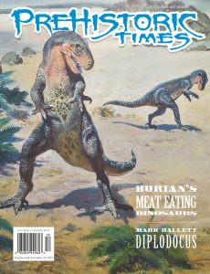 Prehistoric Times – Issue 134 – Summer 2020