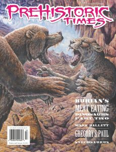 Prehistoric Times – Issue 135 – Fall 2020