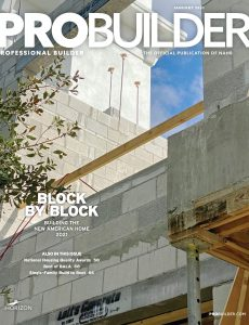 Professional Builder – January 2021