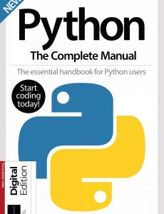 Python The Complete Manual – 10th Edition, 2021