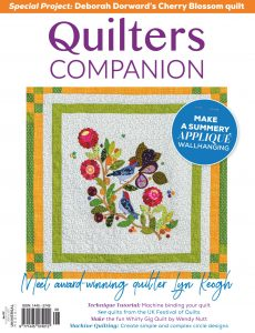 Quilters Companion – January 2021