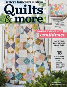 Quilts and More – January 2021