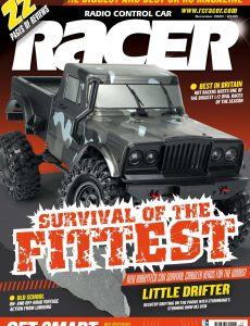 Radio Control Car Racer – December 2020