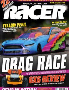 Radio Control Car Racer – February 2021