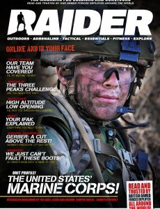 Raider – Volume 13 Issue 10 – January 2021