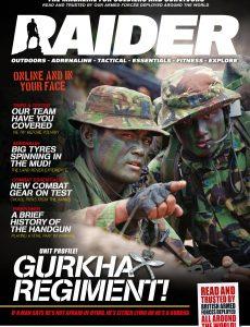 Raider – Volume 13 Issue 7 – October 2020