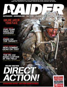 Raider – Volume 13 Issue 8 – November 2020