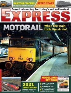 Rail Express – February 2021