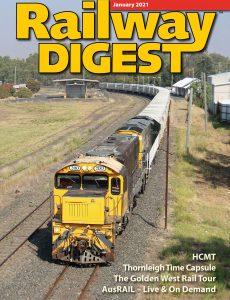 Railway Digest – January 2021