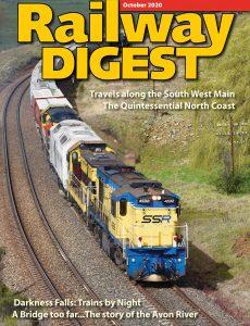 Railway Digest – October 2020