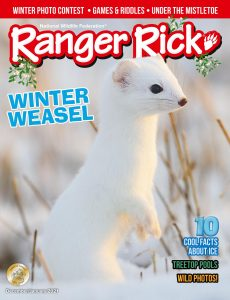 Ranger Rick – December January 2021