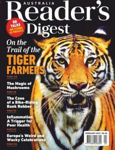 Reader's Digest Australia & New Zealand – February 2021