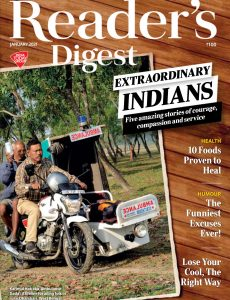 Reader's Digest India – January 2021