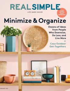 Real Simple – February 2021