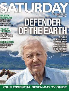 Saturday Magazine – January 02, 2021