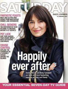 Saturday Magazine – January 16, 2021