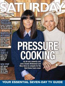 Saturday Magazine – January 23, 2021