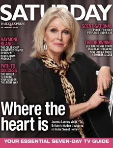 Saturday Magazine – January 30, 2021