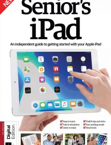 Senior's iPad – 15th Edition 2021