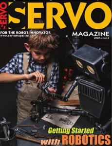 Servo Magazine – Issue 2 2020