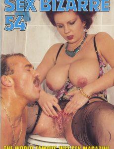 Sex Bizarre Nr 54 – April 1992