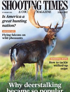 Shooting Times & Country – 20 January 2021