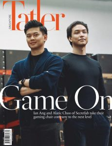 Singapore Tatler – January 2021
