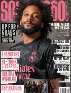 Soccer 360 – Issue 89 – November-December 2020