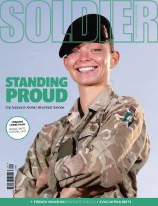 Soldier – January 2021