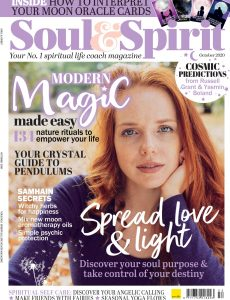 Soul & Spirit – October 2020