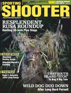 Sporting Shooter Australia – February 2021
