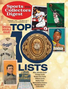 Sports Collectors Digest – February 01, 2021